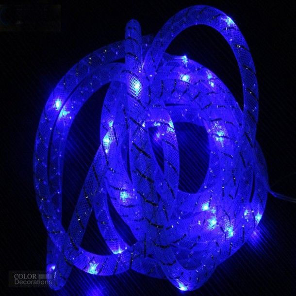 Wholesale and Customize LED Rope Tube Copper Lights Decorative