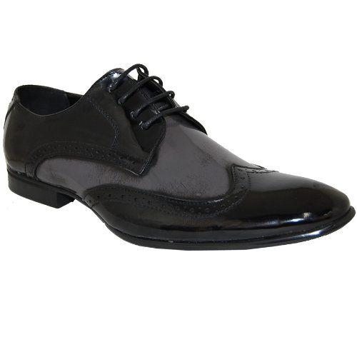 SHOE ARTISTS Patent Shine Designer Men's Wingtip, Size 7 Shoe Artists,http://www.amazon.com/dp/B00HY0RPW0/ref=cm_sw_r_pi_dp_Bvabtb0W5G33FN5N