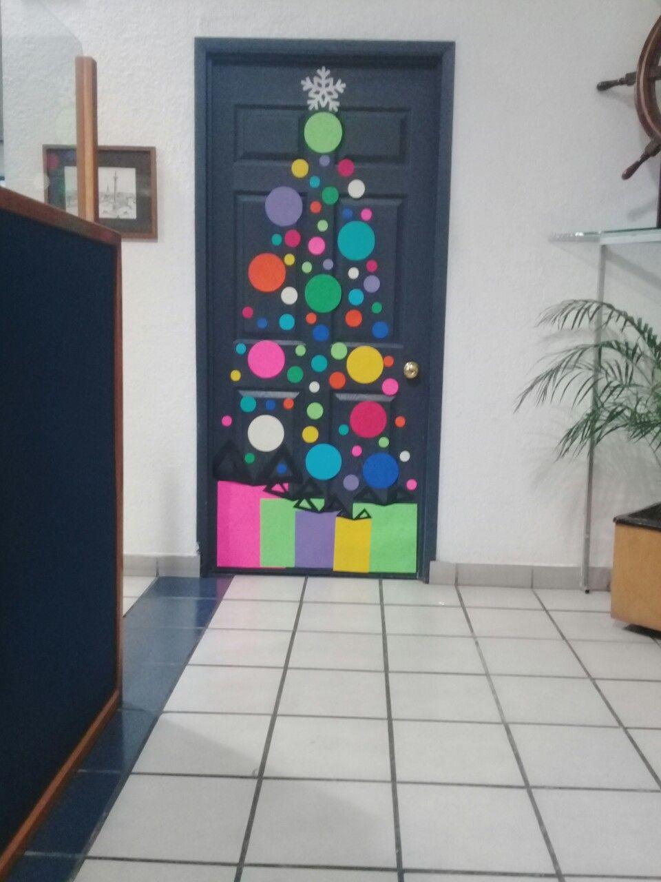 Decorations For Work Classroom Door Decorations Christmas Door Office Christmas Decorations Door Decorations Classroom Christmas Christmas Classroom