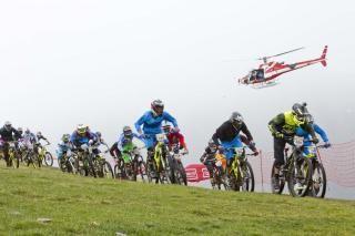 Los favoritos se imponen en la Maxiavalanche de Vallnord Bike Park La Massana