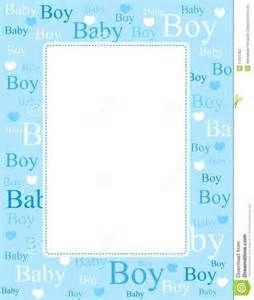 Baby Boy Page Borders Frames Free Baby Boy Background Boy Frame Baby Boy