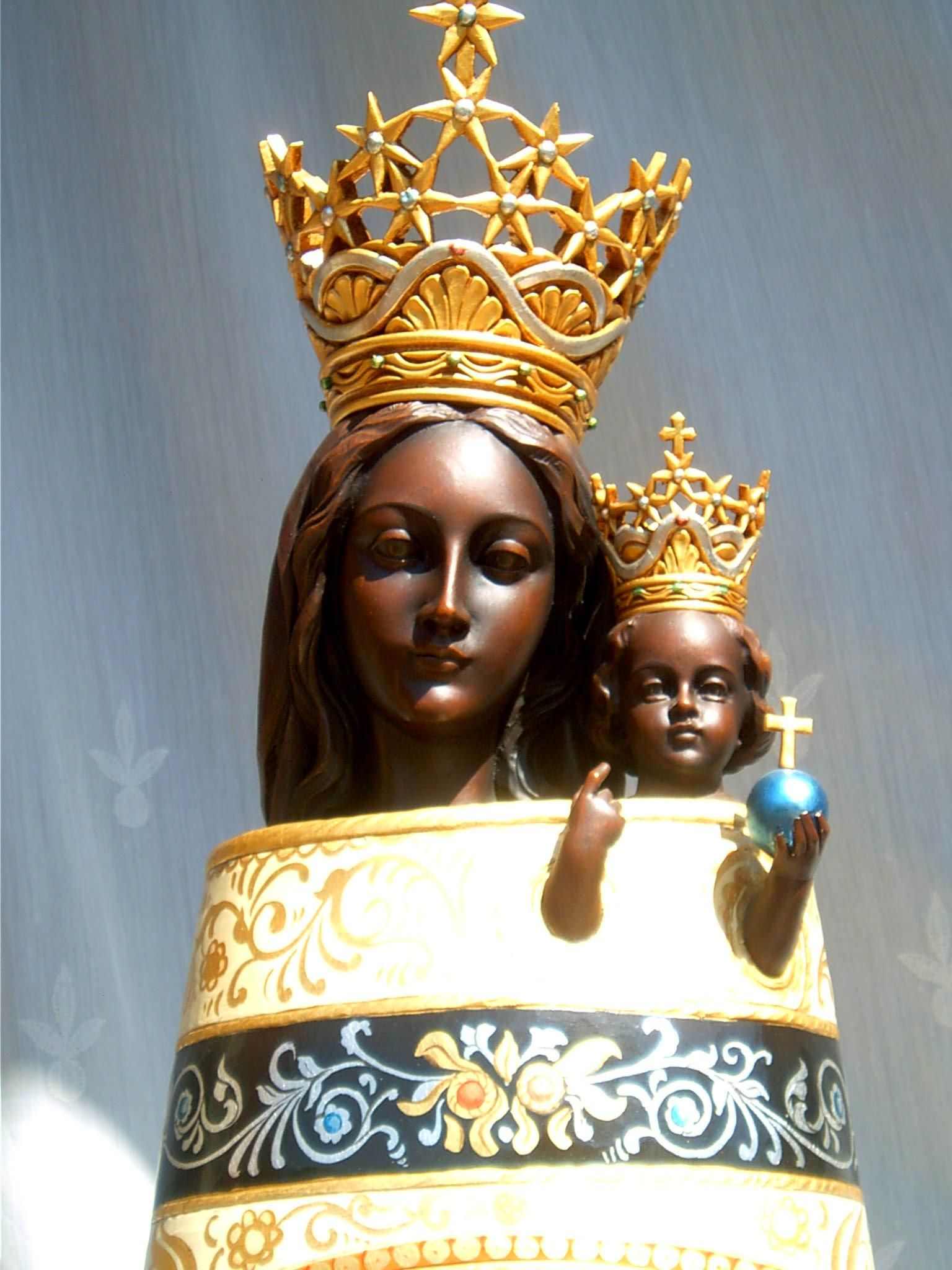 Church Of The Black Madonna When The Black Madonna Meets Victoria S Secrets Blessed Virgin