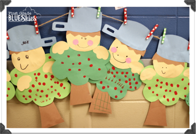 Apple-Palooza {FREEBIES Galore} Apple Activities for your Classroom! - First Grade Blue Skies