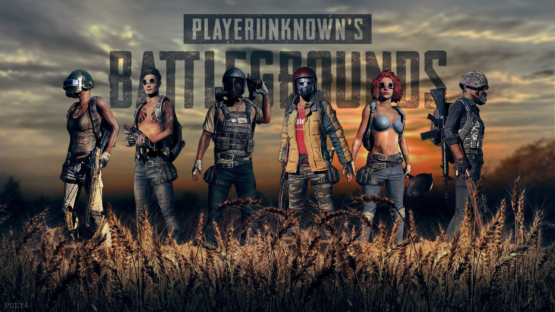 Video Game Playerunknown S Battlegrounds Wallpaper Pc Desktop Wallpaper 4k Photos Gaming Wallpapers