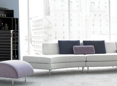 American Leather  Menlo Park Sectional : cantoni sectional - Sectionals, Sofas & Couches