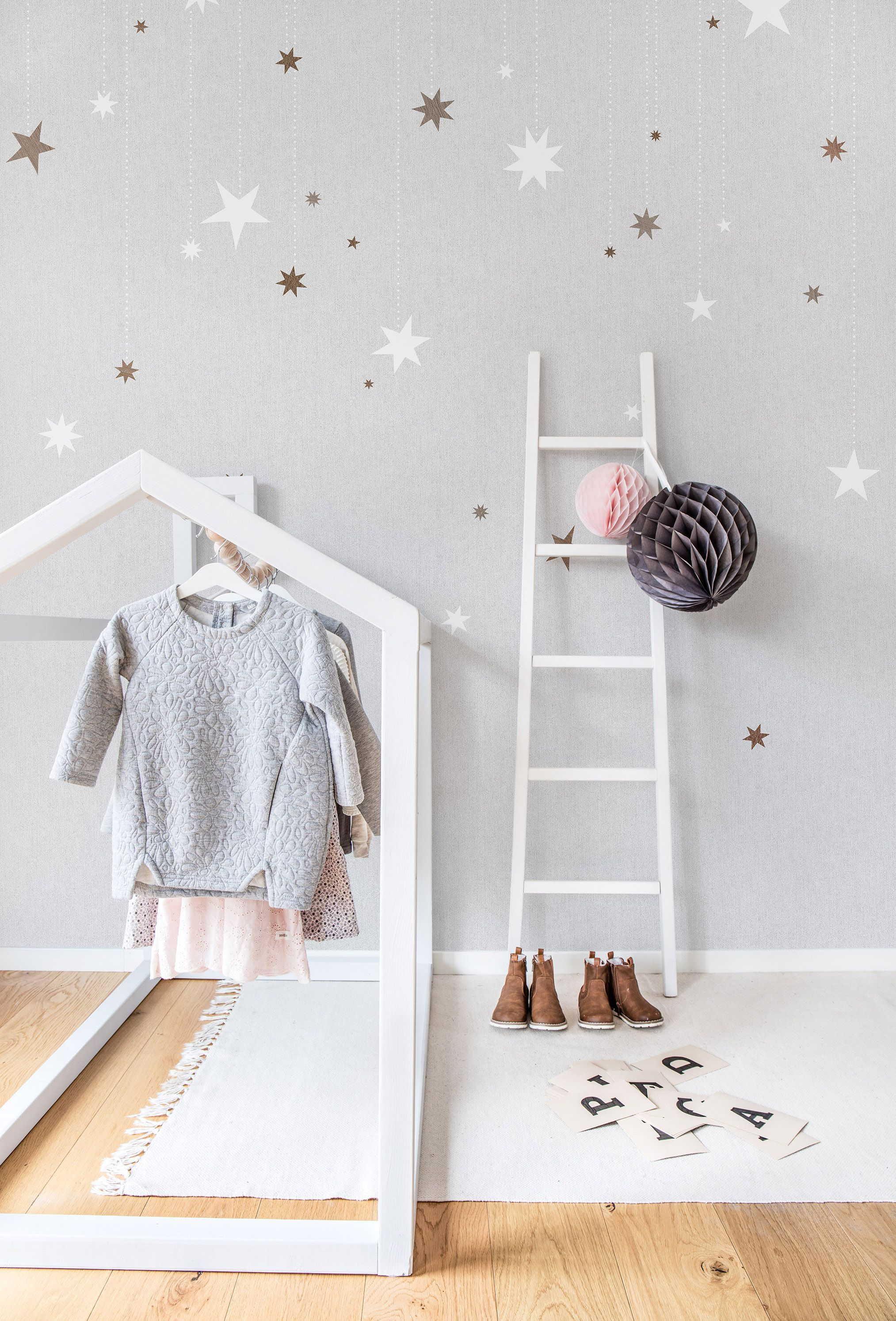 Wanddeko Kinder Stargazing Dusk In 2018 Kinderzimmer Ideen Pinterest Room