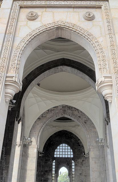 An Inside View, Gateway of India by Pappadi on Flickr.