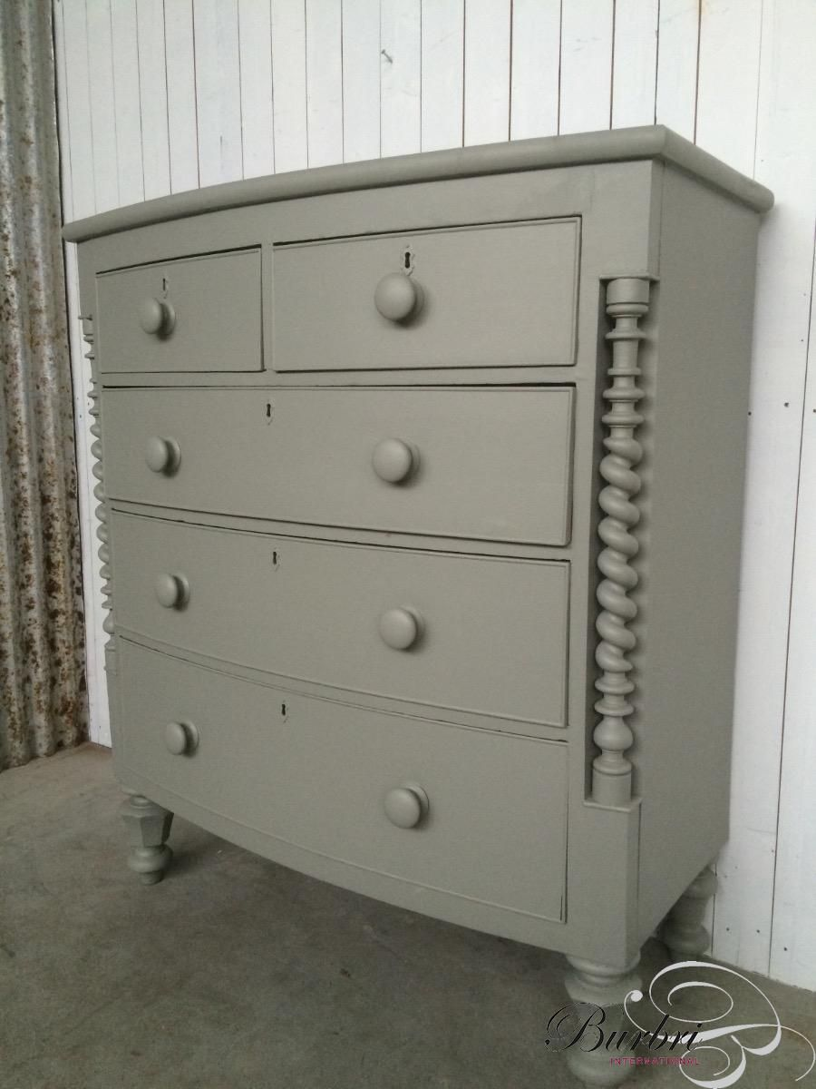 Antieke Ladekast Commode.Antique Cabinet Chest Of Drawers Commode Ladekast