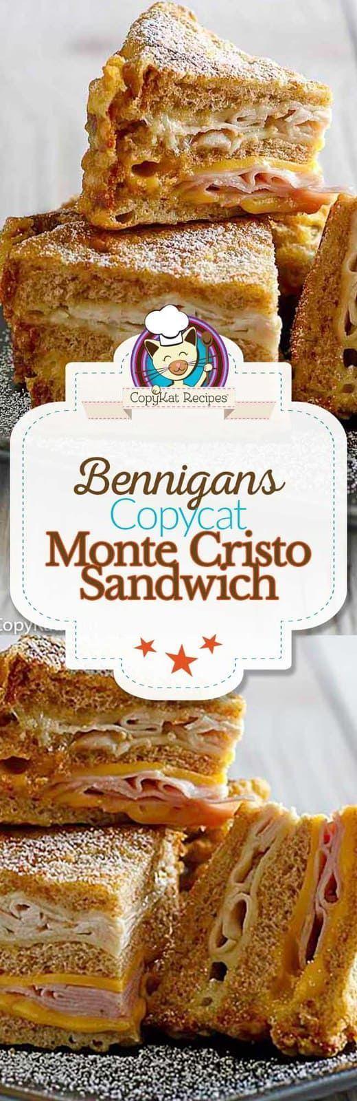 Bennigan's Monte Cristo Sandwich – make this famous sandwich at home #montecristosandwich Recreate this classic Bennigan's favorite - the Monte Cristo Sandwich at home. #copycat #copycatrecipe #bennigans #sandwich #montecristosandwich Bennigan's Monte Cristo Sandwich – make this famous sandwich at home #montecristosandwich Recreate this classic Bennigan's favorite - the Monte Cristo Sandwich at home. #copycat #copycatrecipe #bennigans #sandwich #montecristosandwich