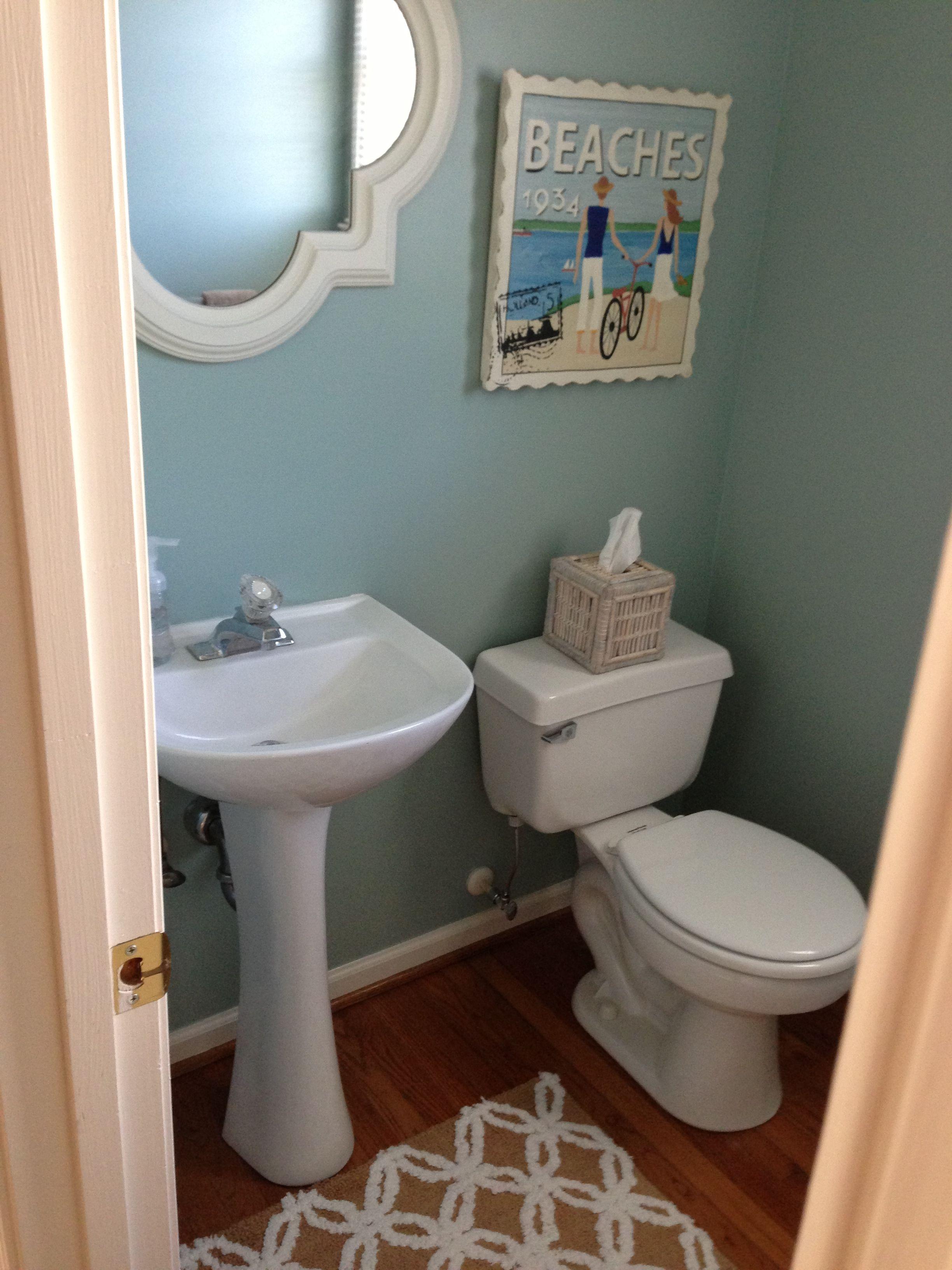 Beach Themed Bathroom | Beach theme bathroom, Bathroom ...