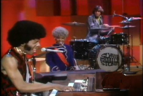 Sly & the Family Stone on The Ed Sullivan Show