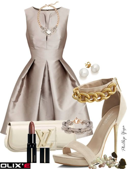 What to Wear to a Wedding Plus Size - Wear a Satin Dress | i\'d ...