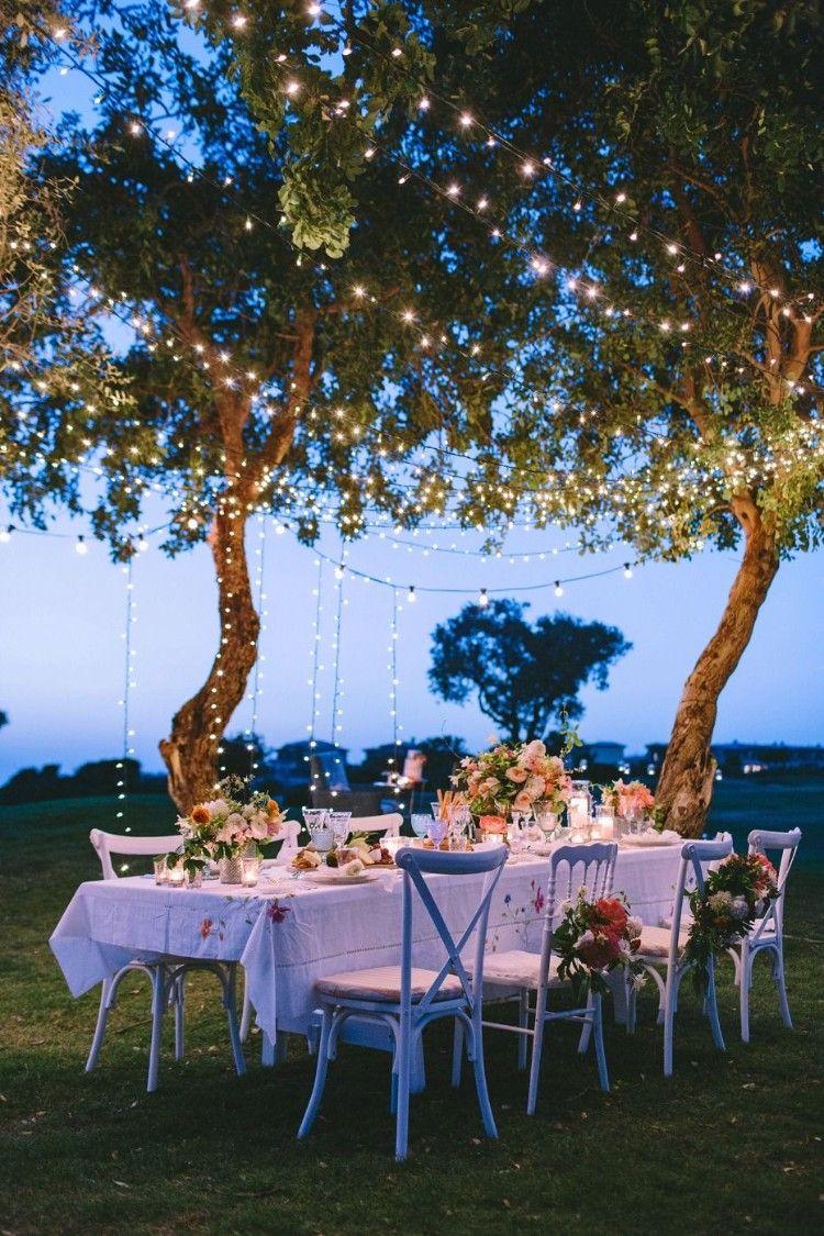 Mariage Dans Son Jardin Idees Ingenieuses Qui Vous