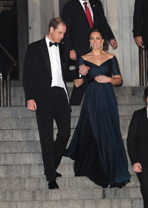 A look at Kate Middleton's maternity wardrobe as she approaches her due date
