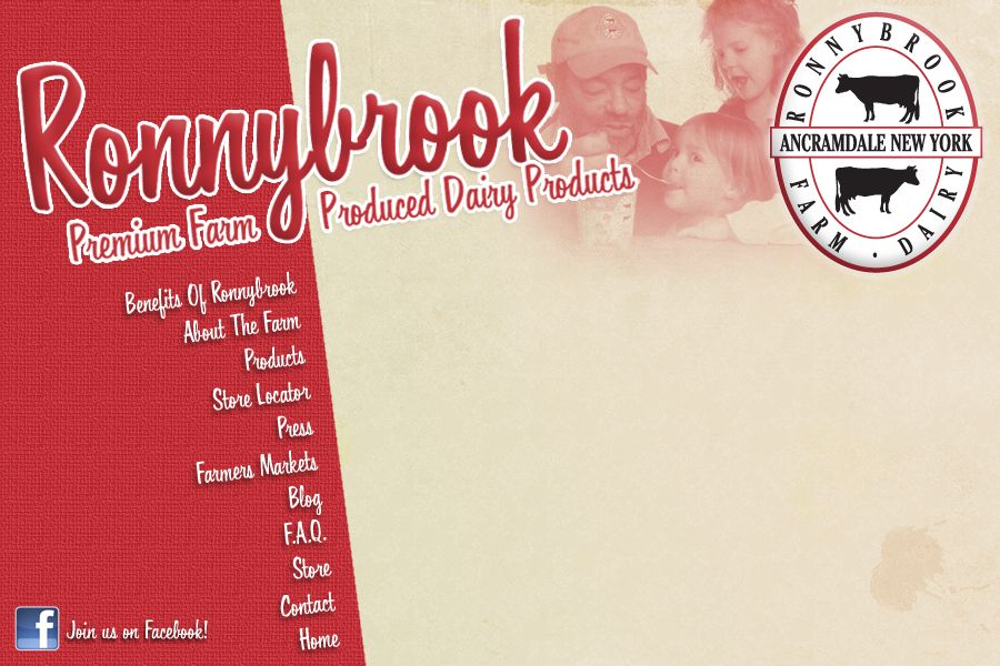Ronnybrook - great dairy products