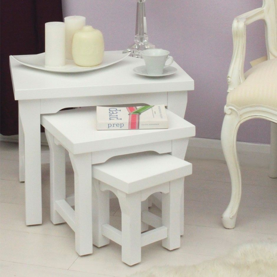 Hampton nest of tables table coffee table furniture