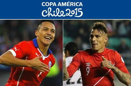 Chile Vs Peru Copa America Semi Final Tv Times And Open Thread