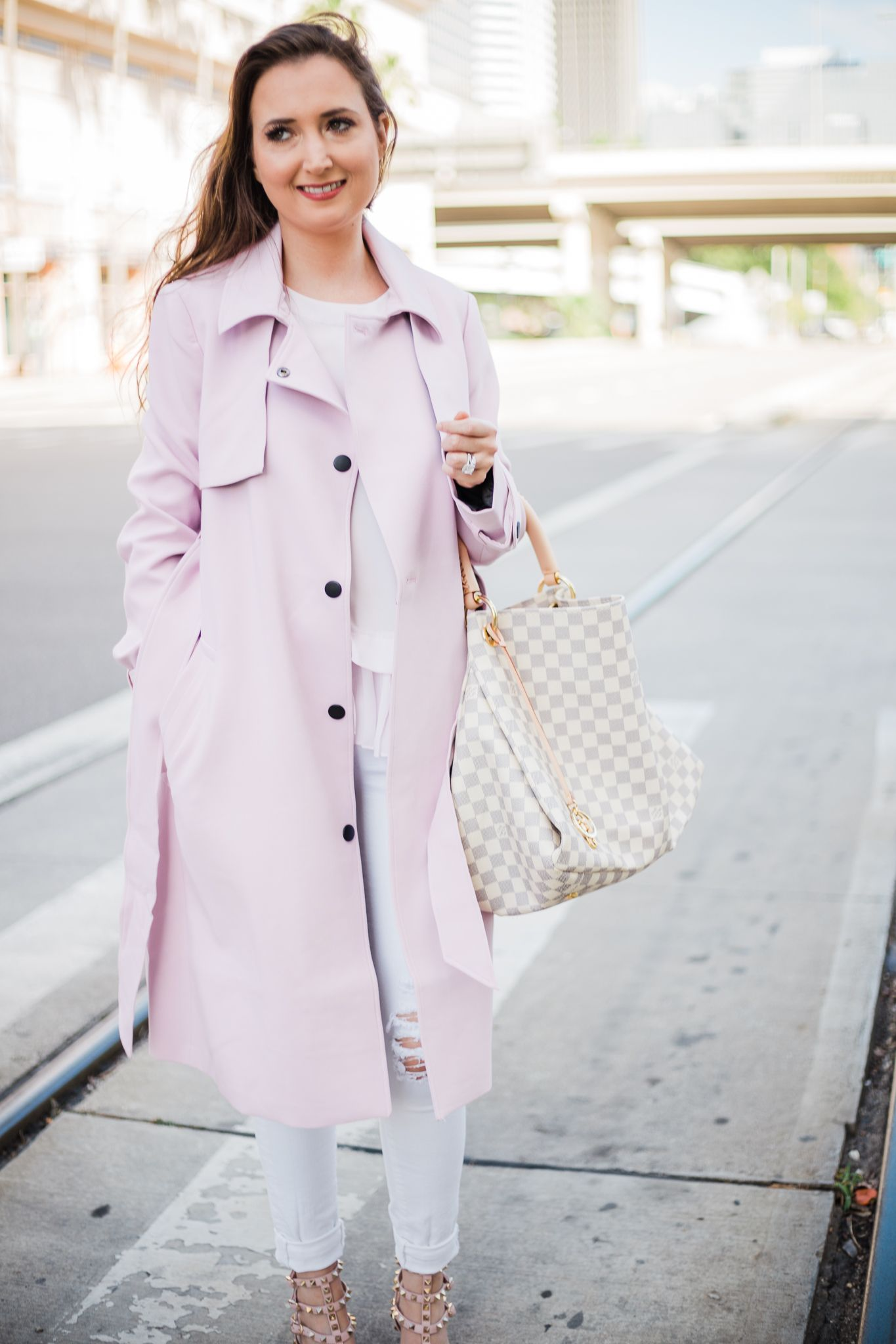 abb06b8fc81 How to wear pastels in fall and winter