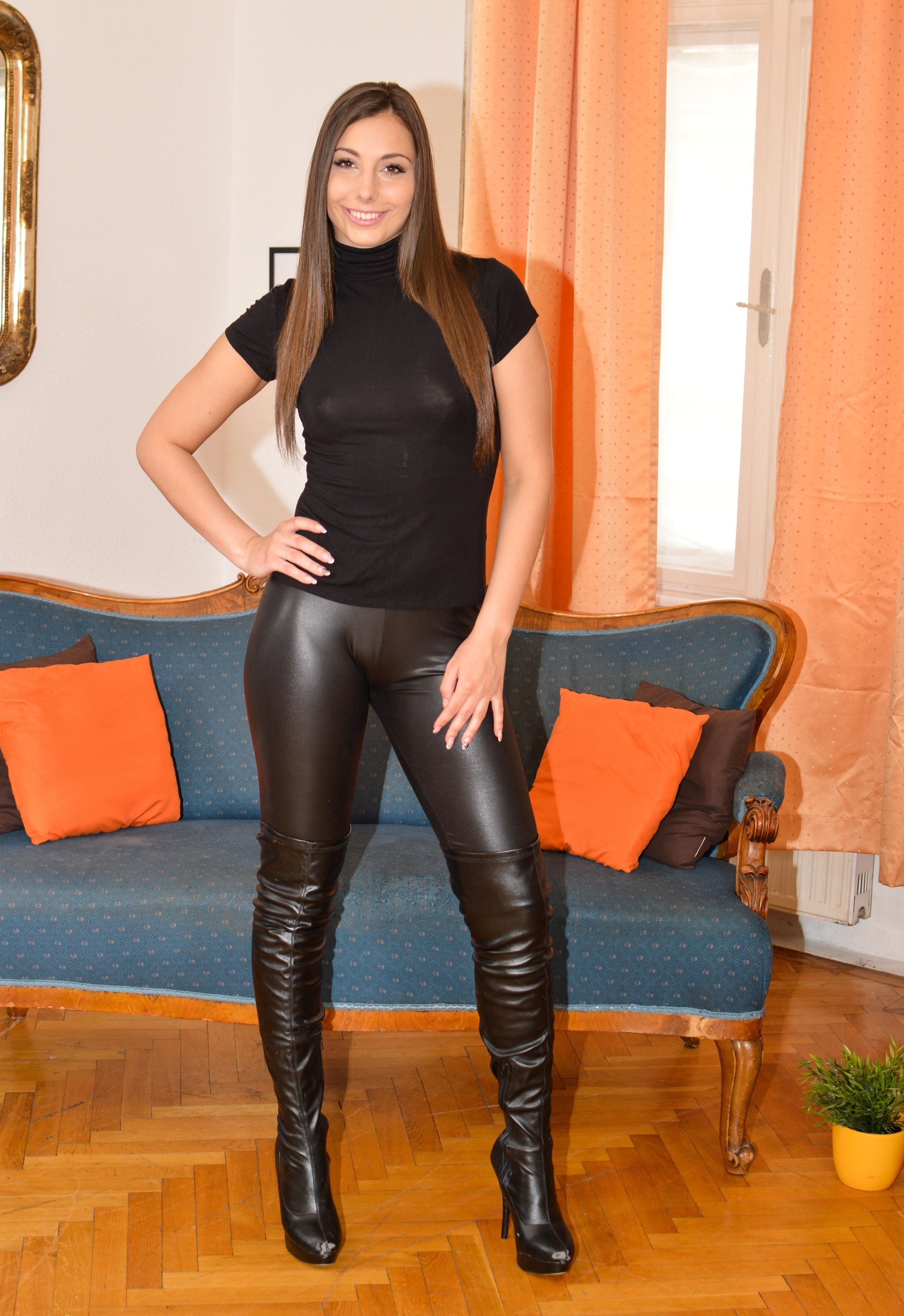 Pin On Leather Latex