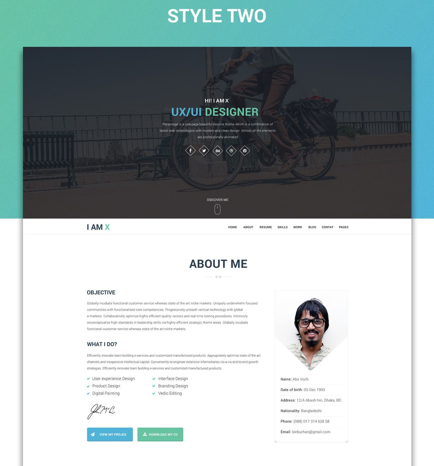 Resume Templates Website ResumeTemplates in 2020 (With