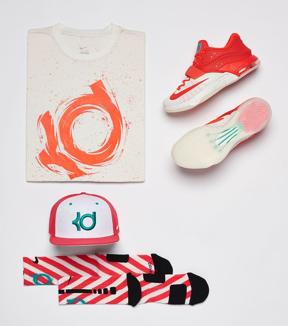 Nike Basketball unveils it\u0027s full Christmas collection for KD, Kobe, and  LeBron.