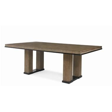 Mesa Pacific Dining Table 709 302 Dimensions Outside W 84 In