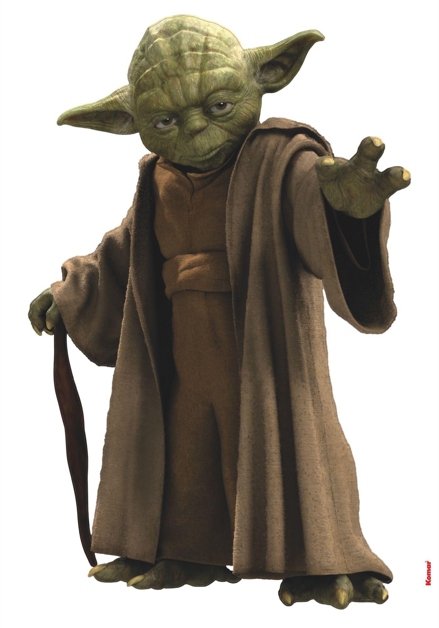 Deco Sticker Star Wars Yoda