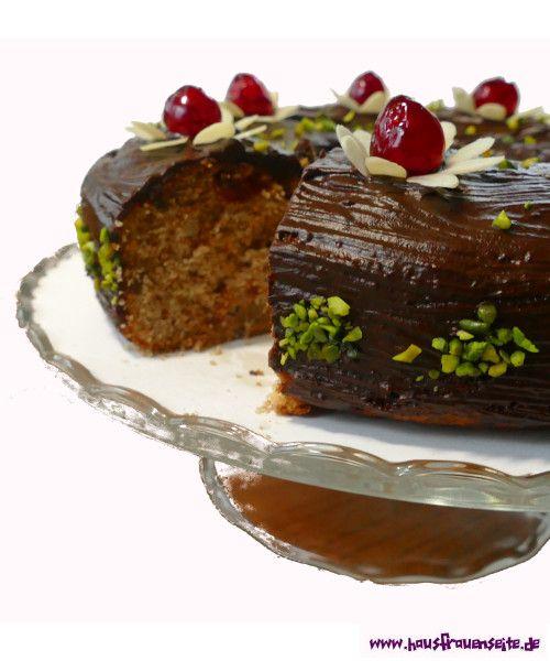 Lebkuchen Kranzkuchen Rezept Rezeptideen Kuchen Winter Kuchen