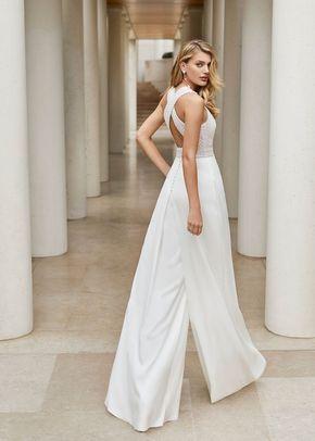 Vestido de Novia de Rosa Clará – SELECTO  – Boda