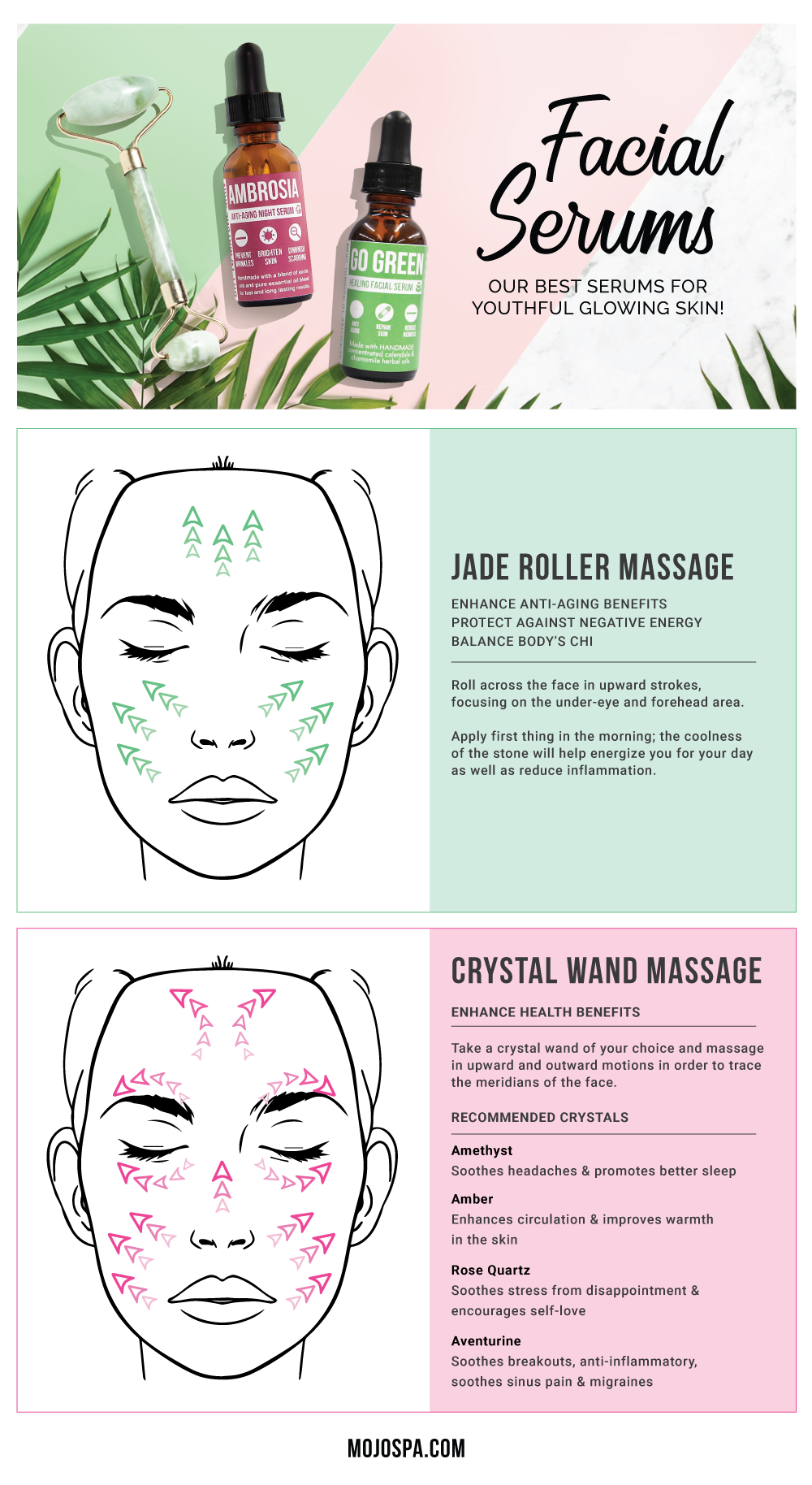facial massage migraine how to