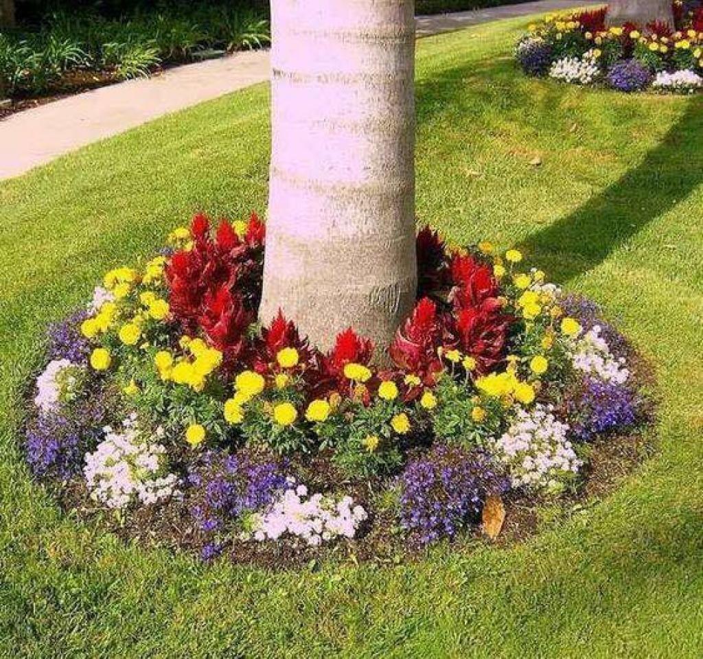 epingle sur deco jardin