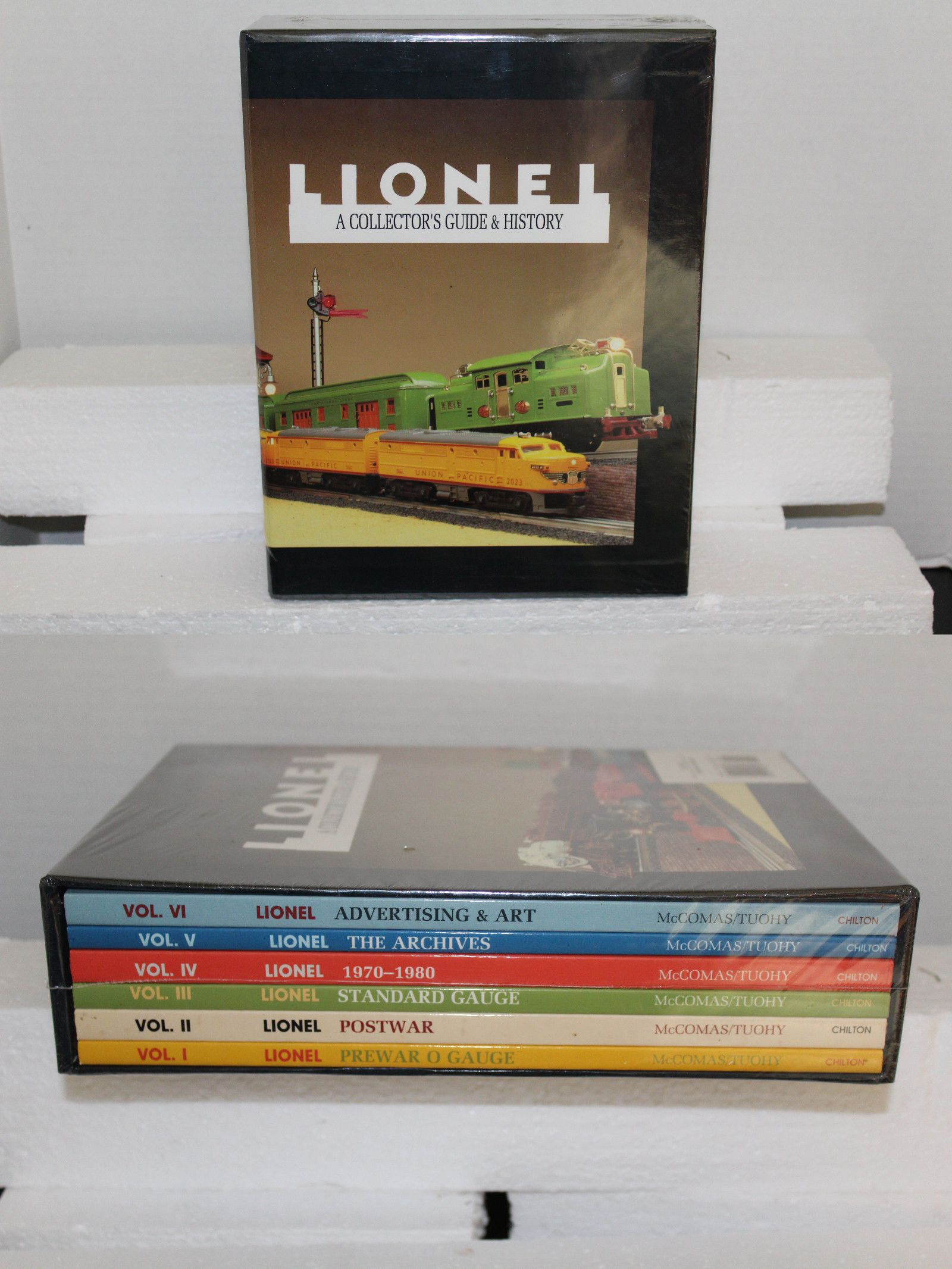 Price Guides 99847: Lionel A Collector S Guide And History -> BUY IT NOW ONLY: $149.95 on eBay!