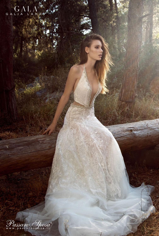 Abiti Da Sposa Nuova Collezione 2018.Nuova Collezione Vestiti Da Sposa Galia Lahav 2018 In Esclusiva Da