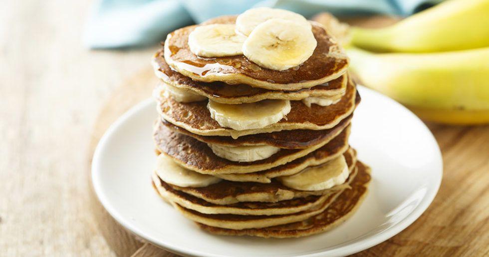 nyttiga pannkakor utan ägg