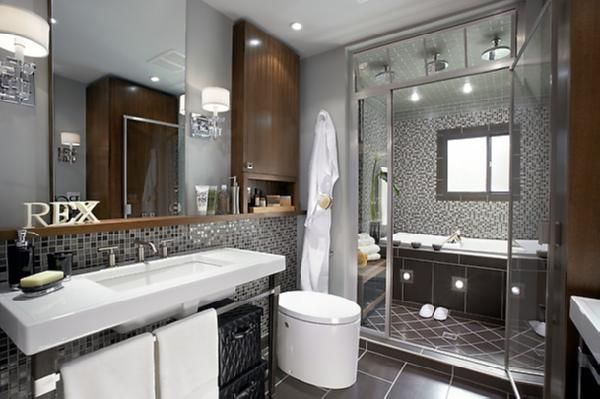 Candice Olson Bathroom Design Dantella Candice Olson  Divine Design  Glass Tiles Backsplash