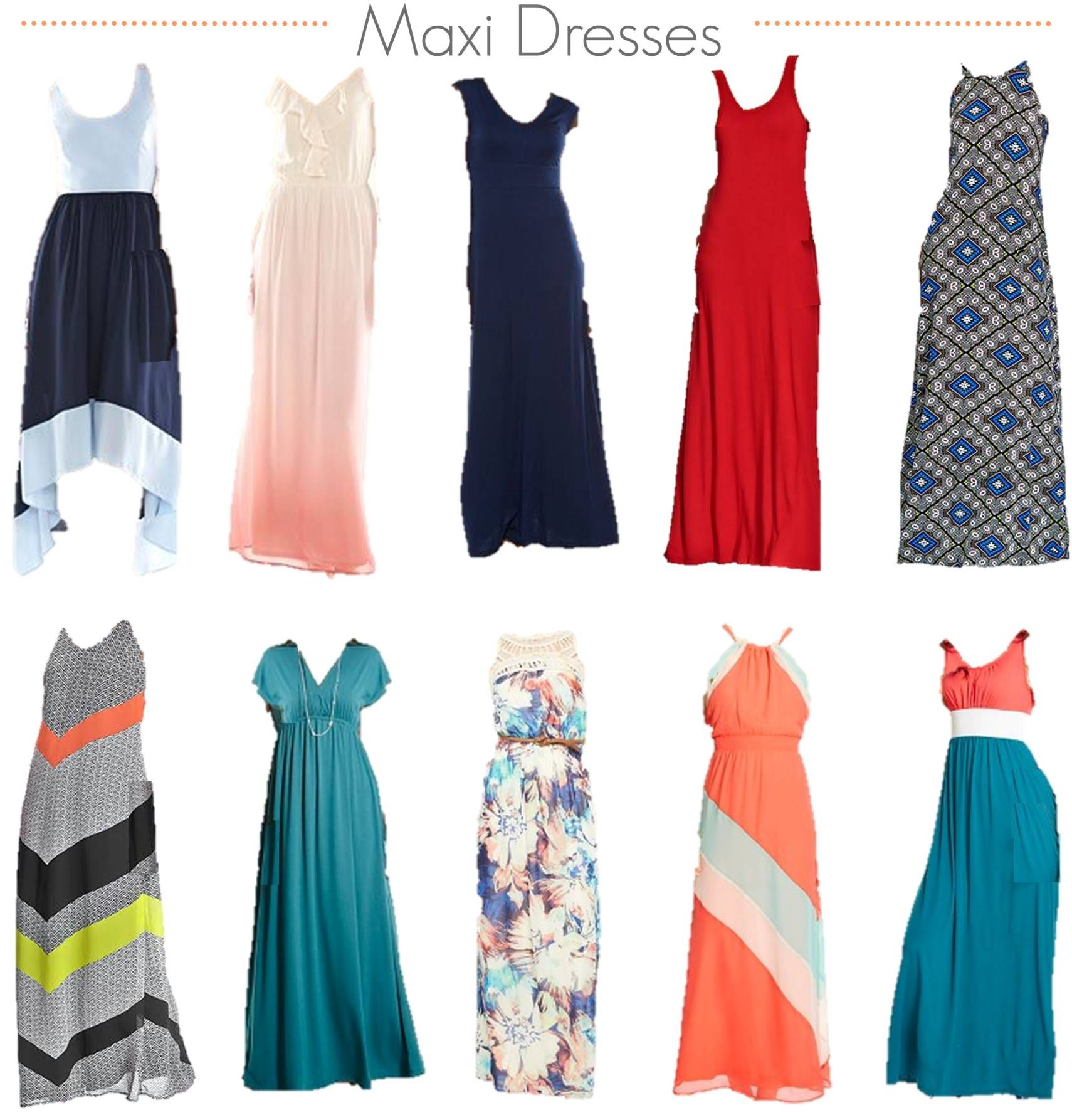 Maxi & Midi Dresses Under $40! | Maxi dresses, Target and Target ...