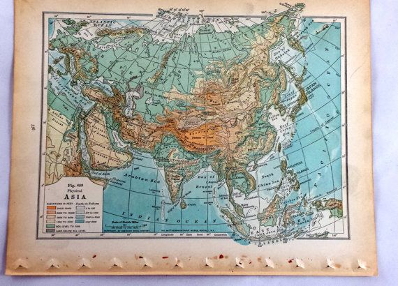 Check Out This Item In My Etsy Shop Httpswwwetsycomlisting - Old map shop
