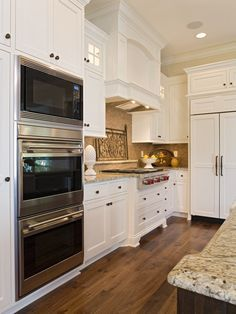 Bon Microwave Placement In New Kitchens Above Ovens   Google Search