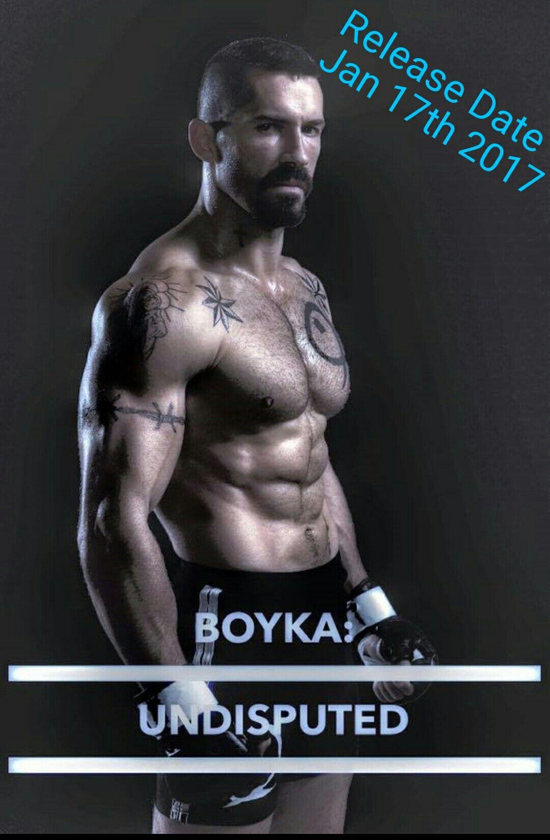 Undisputed 4 January 17th 2017 Scott Adkins Action Movie Stars Martial Arts