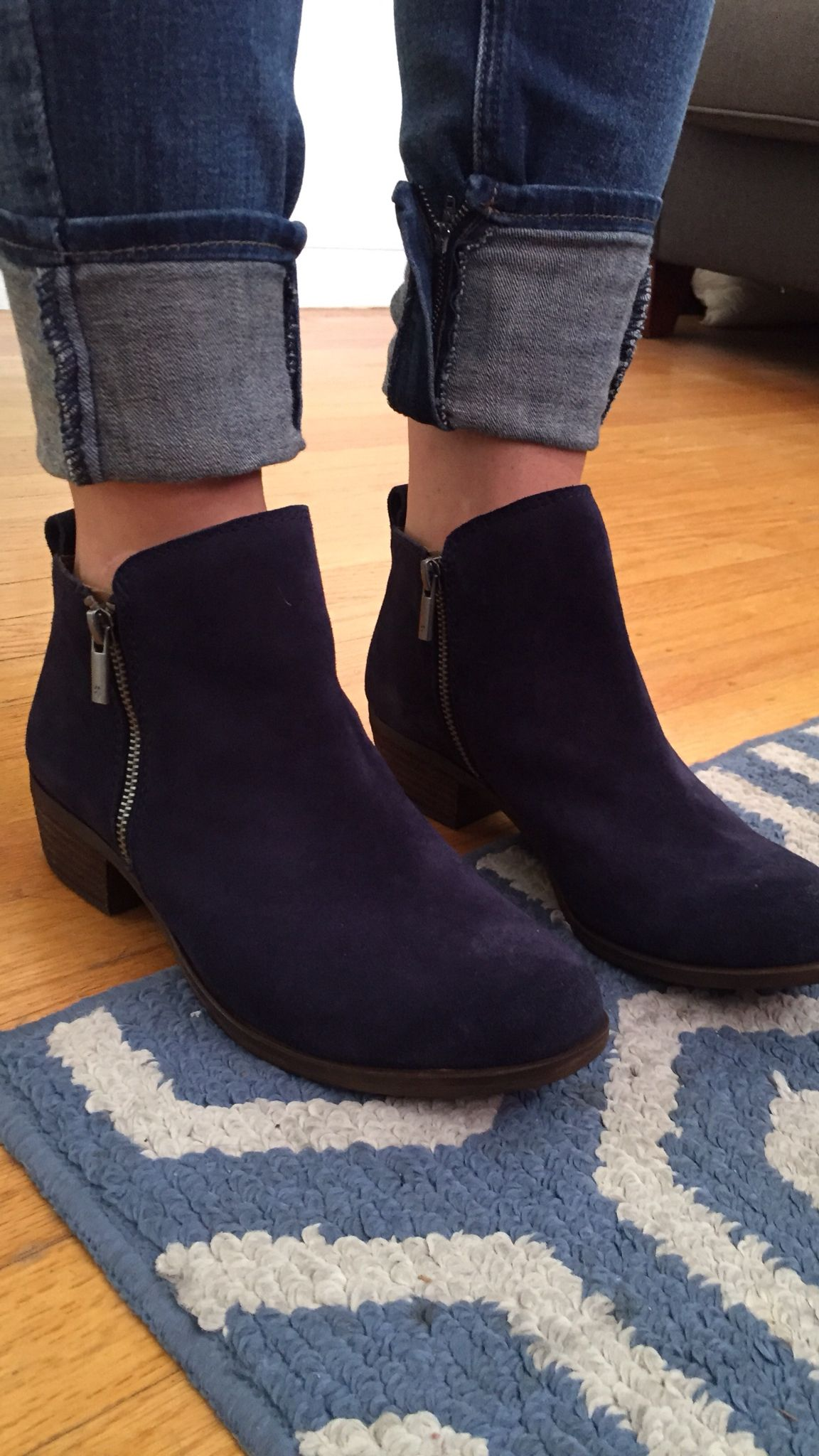 6a246efd33c35 Stitch Fix - lucky Brand Basel Double Zip Bootie