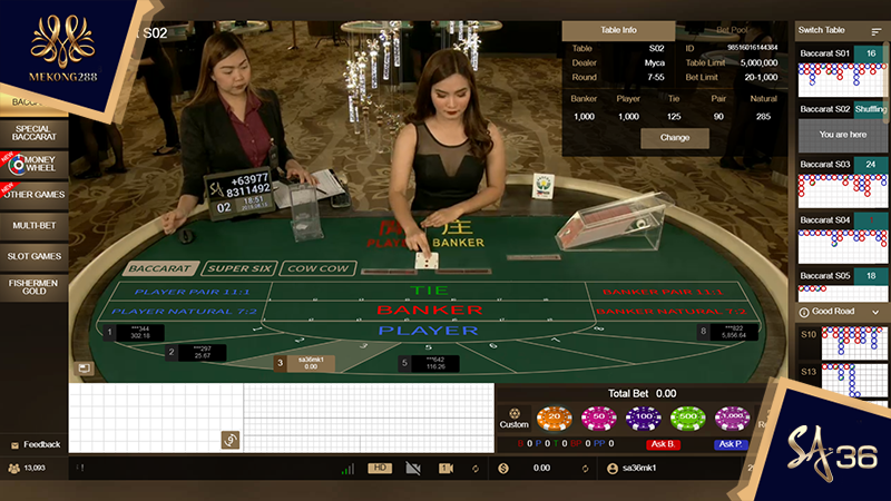 Sa36 Png 5 Live Roulette Casino Table Games Live Casino