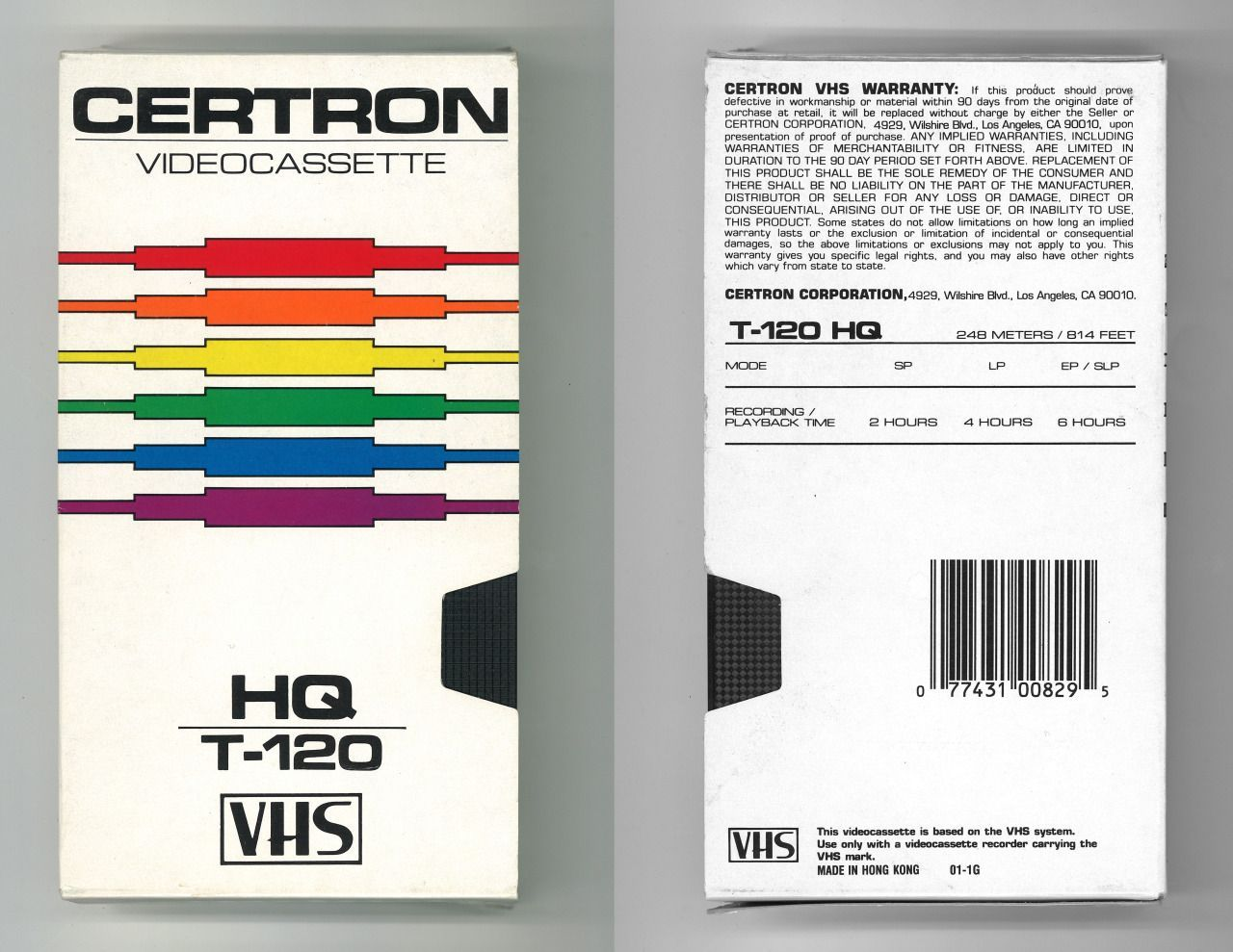 Blank Vhs Tape Covers Were Actually Kind Of Beautiful Vhs Typeface Logo Vhs Tapes