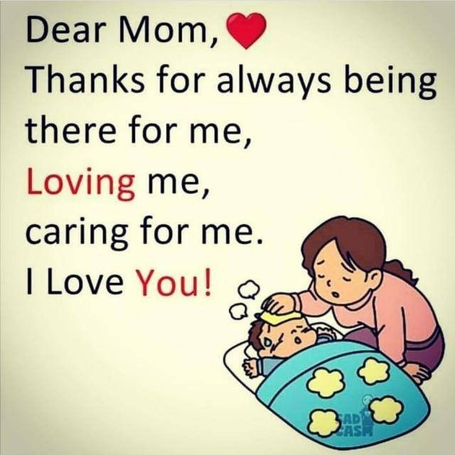 I Thank My Mom Whatever She Did For Us Love My Mom Quotes My Mom Quotes Mom And Dad Quotes