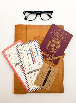 Passport Save the Date