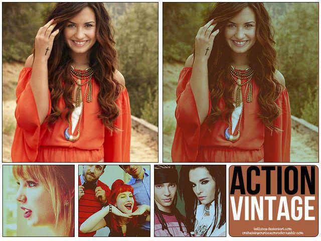 Vintage Effect Photoshop Tutorials Vintage Photo Frames Vintage Photos Photoshop Tutorial