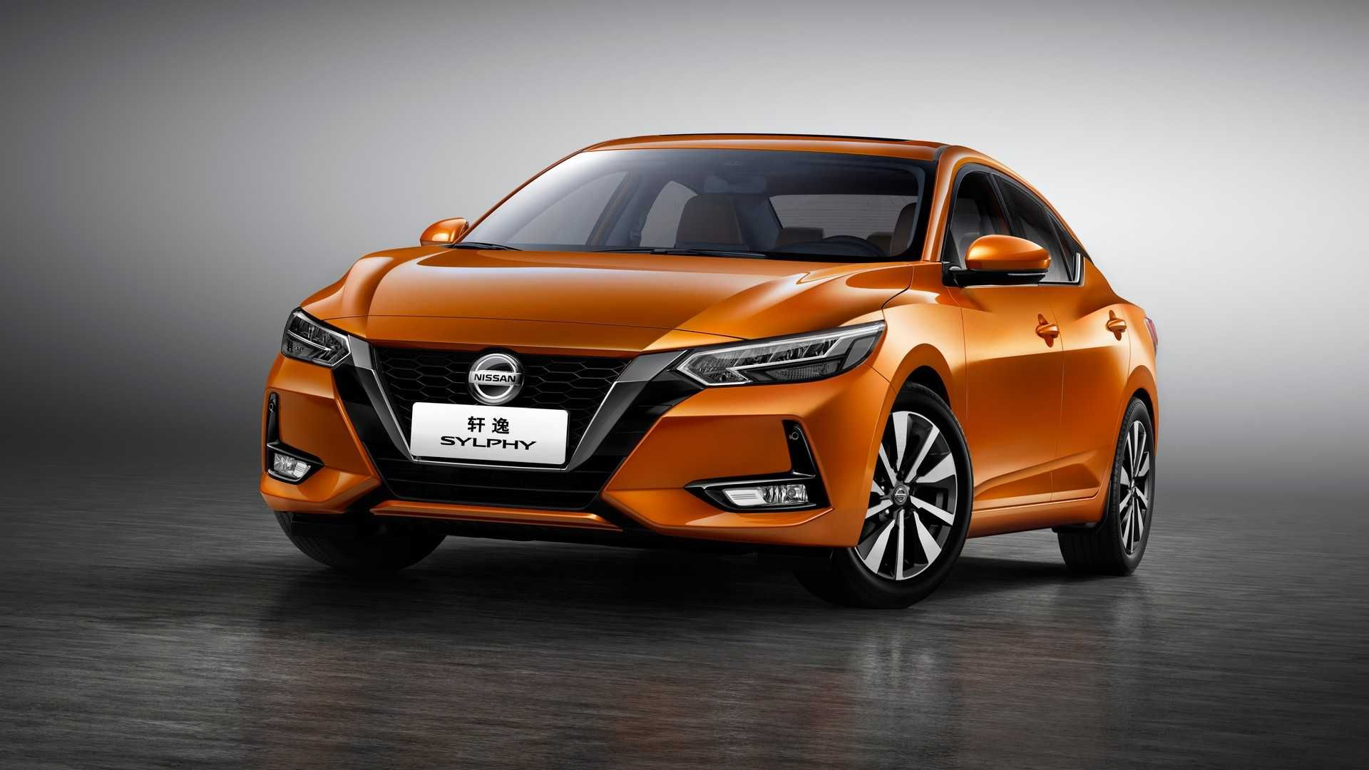 Thanks To The Nissan Sylphy Concept We Have A Nice Preview Of The 2020 Nissan Sentra Top Speed Nissan Sentra Nissan New Nissan