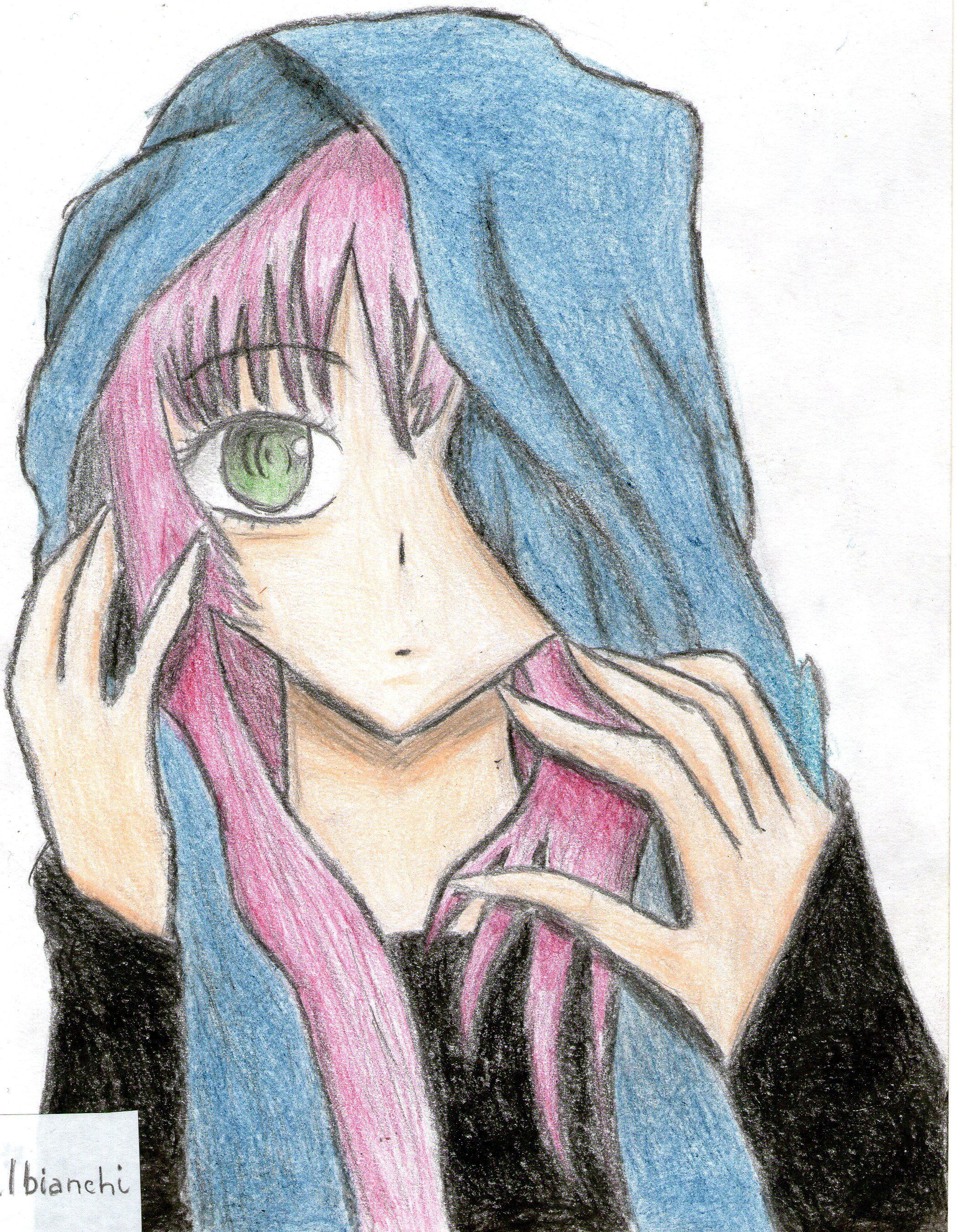 Mi primer dibujo anime Dibujos de anime, Anime y Anime manga