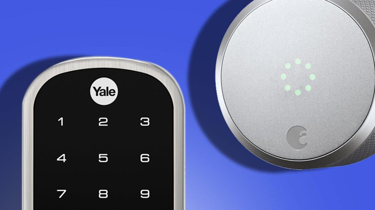 Best Smart Locks Of 2019 Consumer Reports Smart Lock August Smart Lock Shopping Hacks