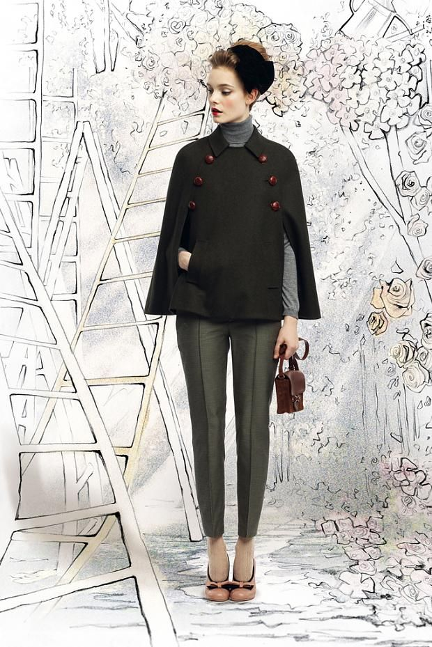 red #valentino autumn-fall-winter 2012