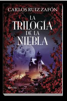 Carlos Ruiz Zafón Oficial La Trilogía De La Niebla Carlos Ruiz Zafon Libros Libros Que Voy Leyendo Libros